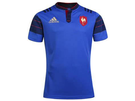 Discount 2016 Men s France Home Rugby Jerseys  Show your ...