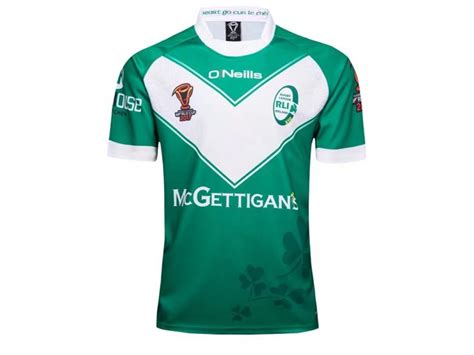 Discount IRELAND MEN S 2017 World Cup Rugby Jersey  Choose ...