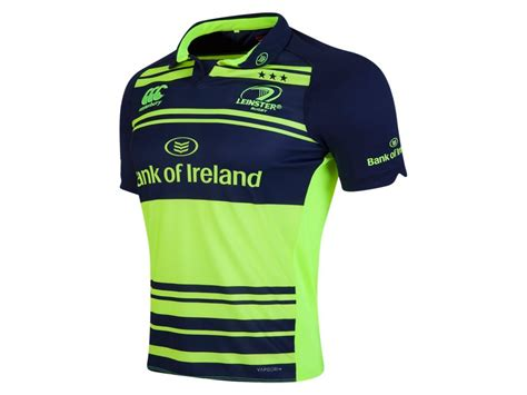 Discount LEINSTER MEN S 2016/17 ALTERNATE PRO RUGBY JERSEY ...