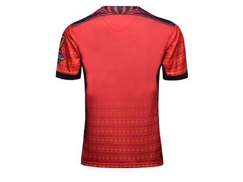 Discount Tonga MEN S 2017 World Cup Rugby Jersey  Choose ...