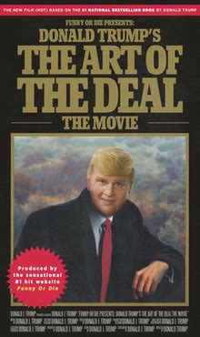 Donald Trump s The Art of the Deal: The Movie   Wikipedia