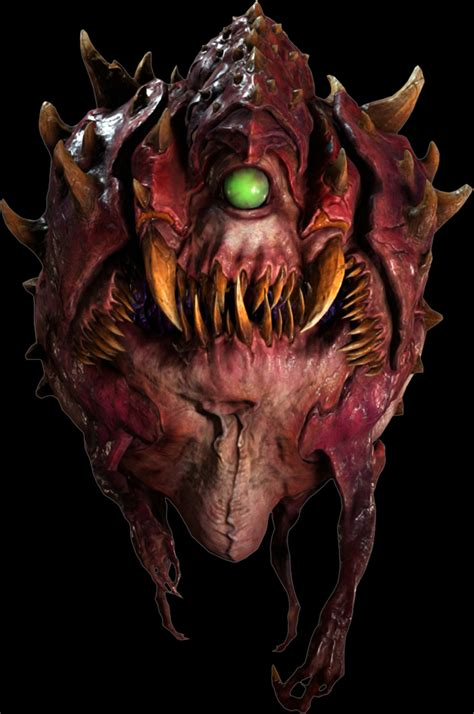 Doom concept art reveals just how ugly the demons are ...
