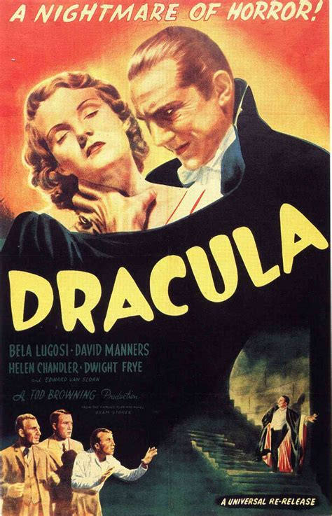 Dracula  1931  – Journeys in Classic Film