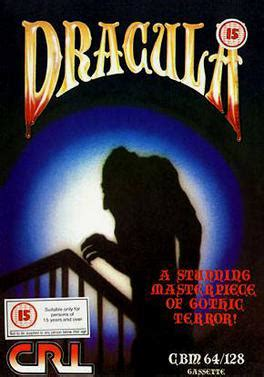 Dracula  1986 video game    Wikipedia