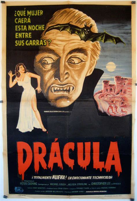DRACULA, EL ULTIMO ROMANTICO  MOVIE POSTER    DRACULA ...