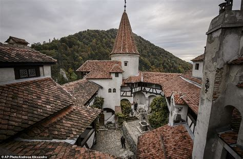 Dracula s Castle in Transylvania available for the night ...