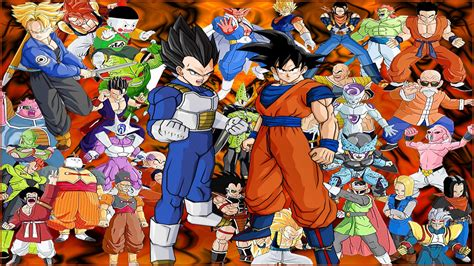 Dragon Ball z Wallpapers Full HD   Imágenes de Laptops y ...
