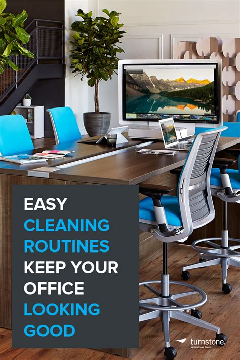 Easy Cleaning Routines Keep your Office Looking Good ...