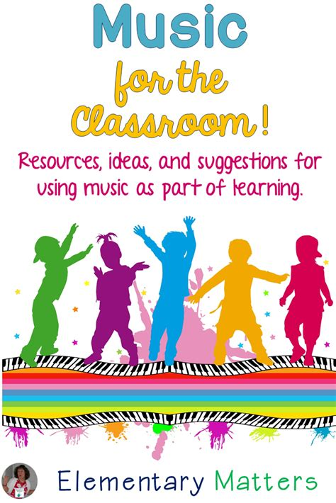 Elementary Matters: Music for the Classroom