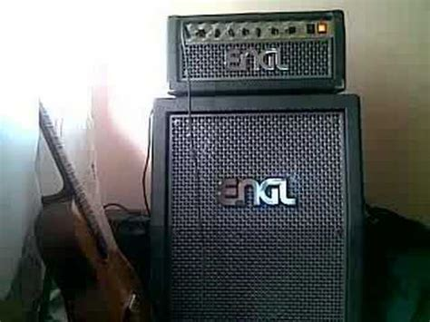 Engl and Boss ME 50 clean sound   YouTube
