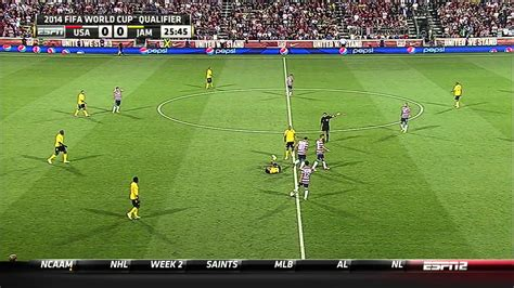 Epic flop in the USA Jamaica World Cup qualifier [720p ...