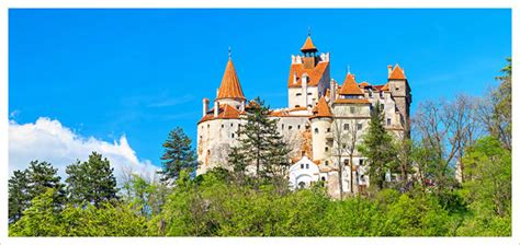 Famous Haunts   Dracula s Castle.Views of Romania ...