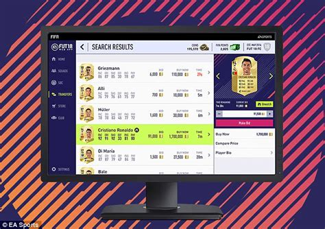 FIFA 18 Ultimate Team Web App will launch this week ...