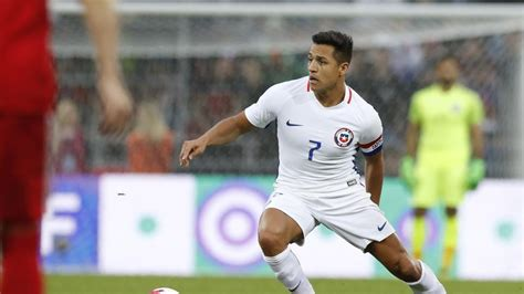 FIFA Confederations Cup: Chile could be without Alexis ...