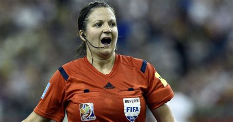 Fifa picks women referees for a men's tournament for the ...