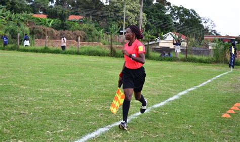 FIFA Referees 2018: Oloya, Nabadda attain prestigious badges