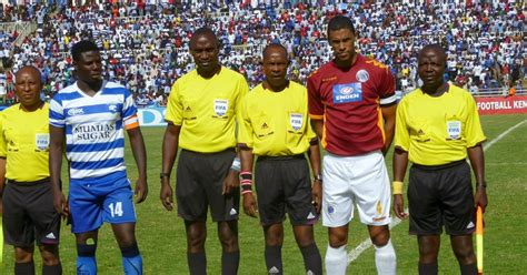 FIFA Referees News: 2014 CAF Confederation Cup – Round of 32