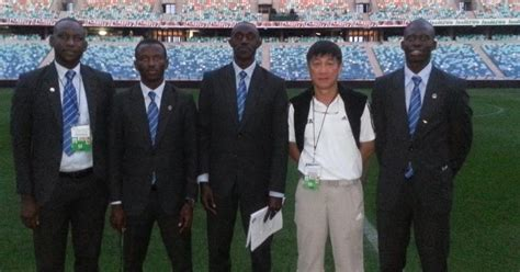 FIFA Referees News: 2014 World Cup Qualifier  CAF