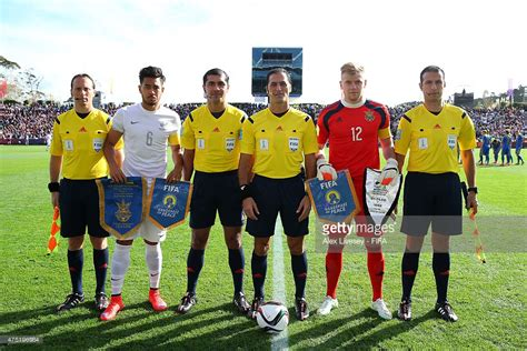 FIFA Referees News: FIFA U 20 World Cup 2015   Group Stage