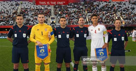 FIFA Referees News: FIFA U 20 World Cup 2015 – Round of 16