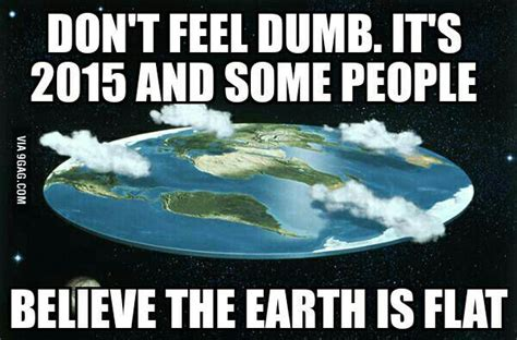 Flat Earth Believers Still Exist And They Blame NASA for ...
