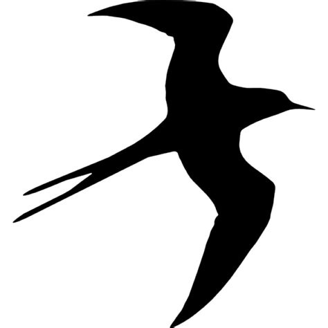Flying Birds Silhouettes Vectors, Photos and PSD files ...