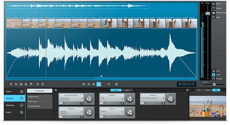 Free video sound optimization – Video Sound Cleaning Lab