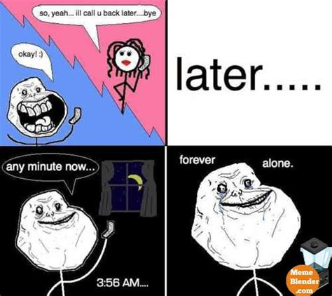 FUNNIEST FOREVER ALONE MEMES image memes at relatably.com
