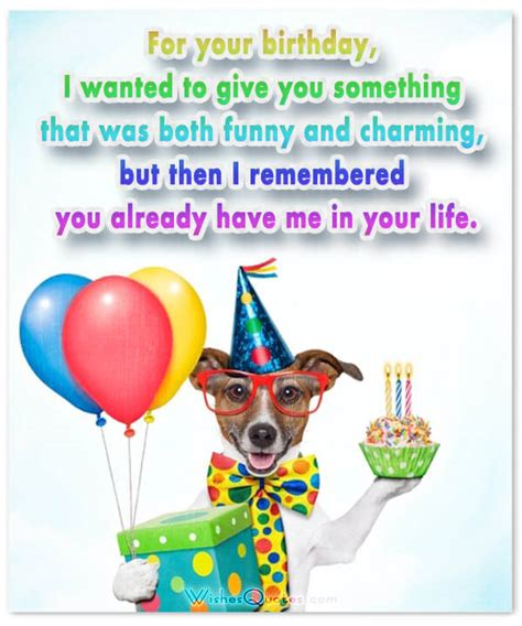 Funny Happy Birthday Messages | My blog