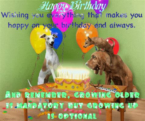 Funny Happy Birthday Pictures | SayingImages.com