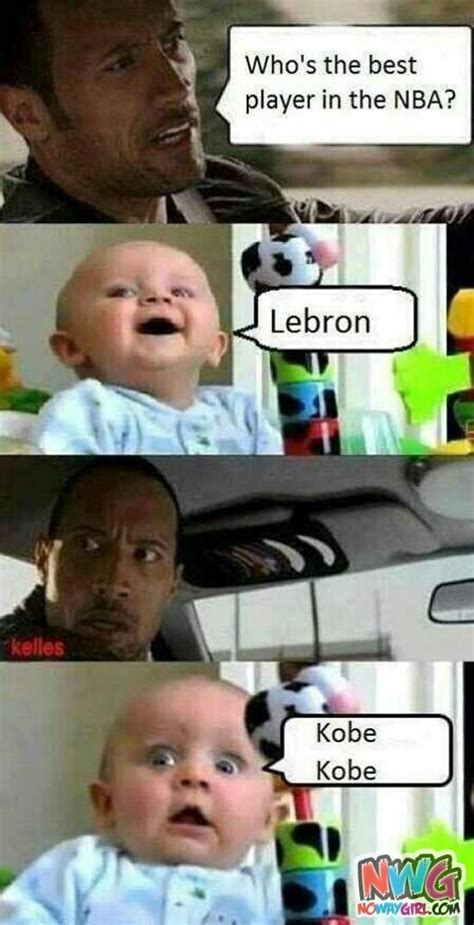 Funny Memes: Who s The Best Player In The NBA? | Funny ...
