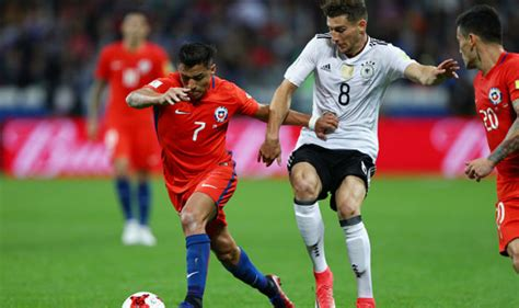 Germany vs Chile Free Live Streaming: Watch Confederations ...