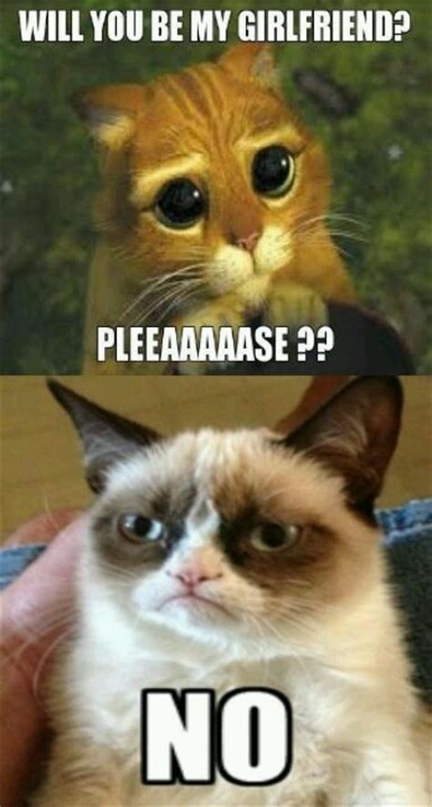 Go girl!!!! | Love me some Grumpy Cat!!!! | Pinterest