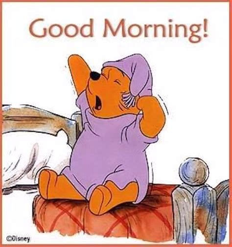 Good Morning Winnie The Pooh Pictures, Photos, and Images ...