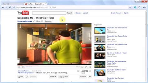 Google Chrome Tips & Tricks: How to watch YouTube videos ...