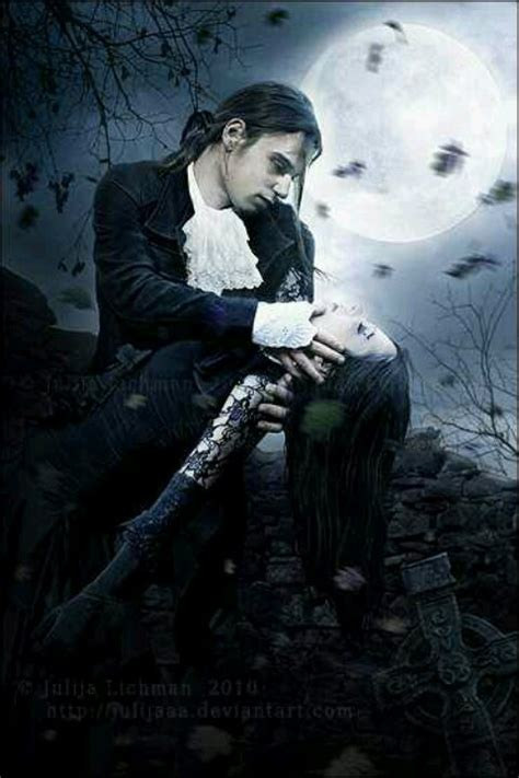 Gothic Vampire.  Don t worry my love. And soon you will ...