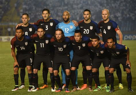 Guaremala v USA World Cup 2018 Concacaf Qualifiers Zimbio
