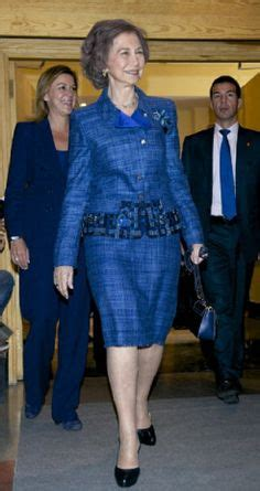 H.R.H. Sofia  Former Queen of Spain on Pinterest | Spain ...