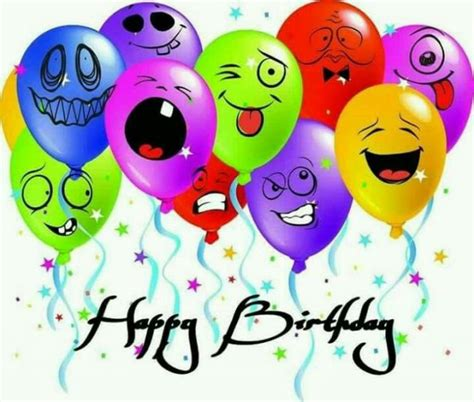 Happy Birthday Balloons Images and Clip Art   9 Happy Birthday