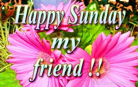 Happy Sunday My Friend !!   DesiComments.com