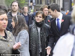 Harry Potter star Emma Watson blends in at Oxford for ...