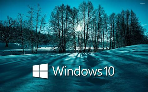 HD Windows 10 Logo Wallpapers  68+ images