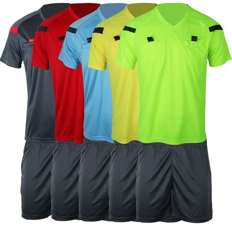 Hot sale Fair Play Professional Soccer referee jerseys ...