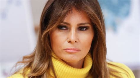 How much more humiliation can Melania Trump take?