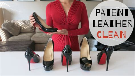 How to: Clean, Care, and Remove Scuff on Patent Leather ...