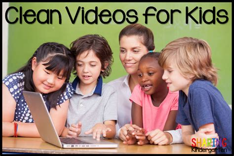 How to Clean Up Videos for Kids   Sharing Kindergarten