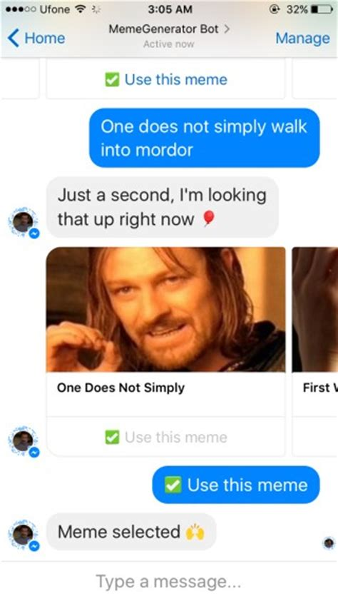 How To Create And Share Memes From Inside Facebook Messenger