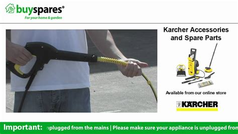 How To Unblock a Drain With a Karcher Drain Cleaning Hose ...