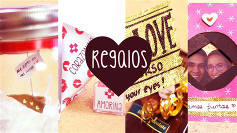 Ideas super originales de regalos para mi novio ~ Craftingeek