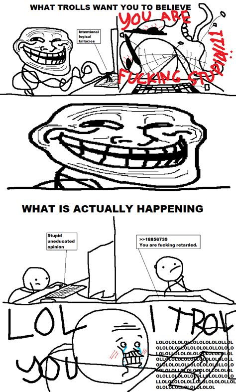 [Image   1072]   Trollface / Coolface / Problem?   Know ...